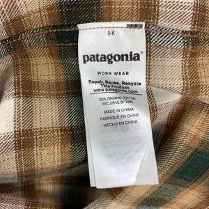 Patagonia Shirts - Patagonia Lightweight Fjord Flannel Shirt Large